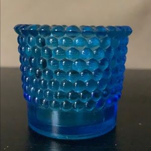 Vintage Hobnail Votive Holder